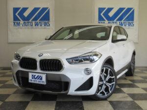 おすすめのお車☆【BMW X2 xDrive 20i MスポーツX/アルピンホワイト】