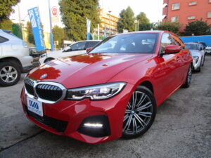 ☆新入庫情報☆【BMW 318i Mスポーツ】